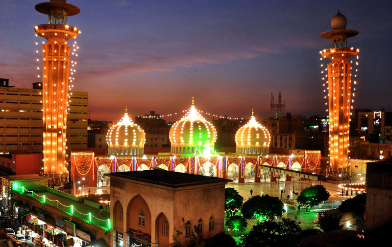 Celebration of eid milad un nabi essay
