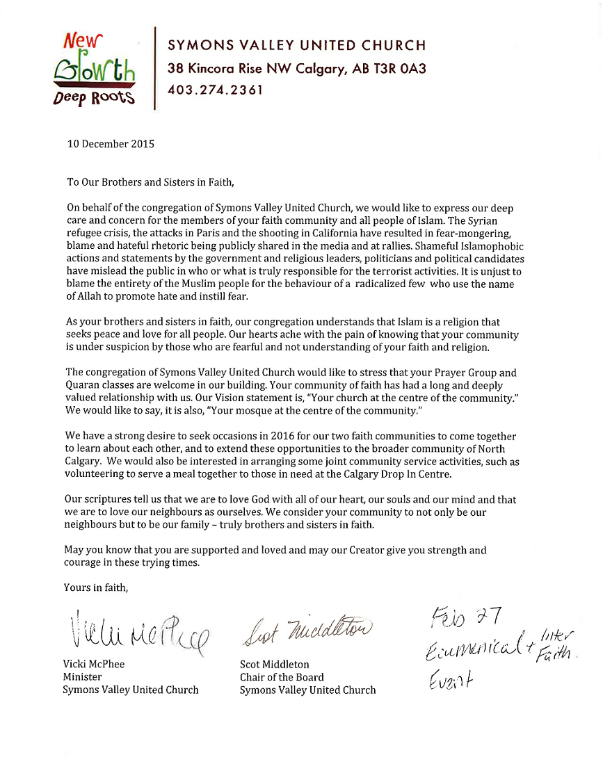 Letter-Symons-Valley-United-Interfaith-Feedback