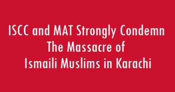 Massacre of Ismaili Muslims in Karachi