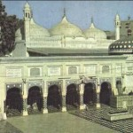 Mazar and Masjid of Hadhrat Baba Freed Ganj-e-Shakar (May Allah's mercy upon him), Pakpatan, Pakistan