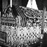 Almost a century old picture of Mazar-e-Mubarak (Grave) of Allah's Last Messenger, Muhammad (Peace be upon him)