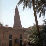 Mazar Mubarak, Abu Hafs, Hadhrat Shaikh-ush-Shoyukh Shaikh Shahabuddin Omar Soharwardy (May Allah's blessings upon him) in Baghdad, Iraq