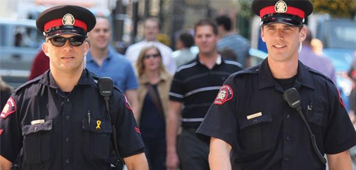 calgary police uniform