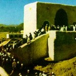 Masjid Al Fatah near the battlefield of Khandaq (trench), near Madinah Sharif