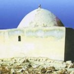 According to some traditions, Prophet Hud (Peace be upon him) was buried here. This Mazar is located Karak, Jordan.