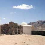 Maqam Hazrat Salih in Sinai. According to some scholars, Hazrat Salih (Peace be upon him) stayed and prayed here.