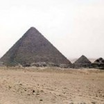 Some scholars believe that the prophet Idris (Peace be upon him) and prophet Seth (Peace be upon him) to have been buried in the two largest pyramids on the Giza plateau near Cairo. It is also said that Sabaians from Harran made pilgrimage to Giza and offered sacrifices there because they believed the pyramids were the Mazars of these two prophets.