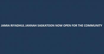 JRJ Saskatoon Now Open