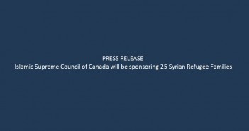 Press-Release-ISCC-Sponsoring-25-Syrian-Refugee-Families