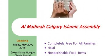 Sayyidah-Fatima-AS-Food-Bank-Calgary