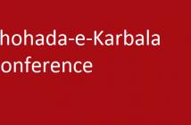 shohada-e-karbala-conference