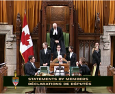 Imam Syed Soharwardy recognized in the Parliament of Canada