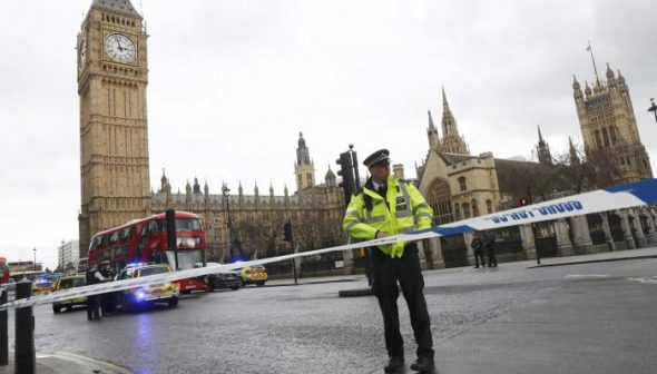 ISCC and MAT Strongly Condemn Today's Terrorists Attacks in London, UK