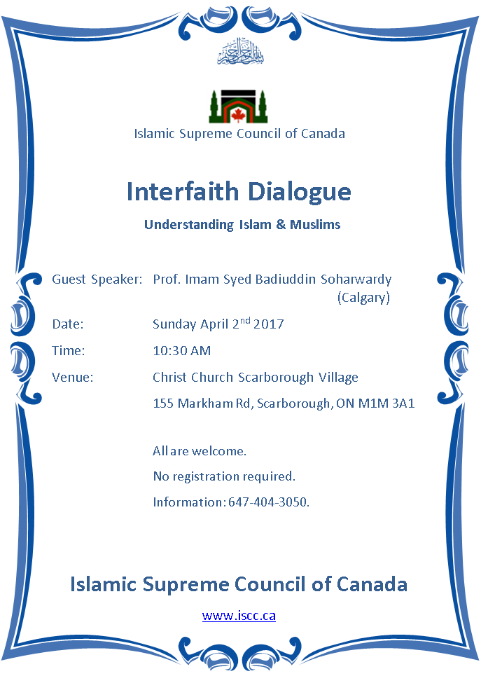 revised - interfaith dialogue April 2 2017