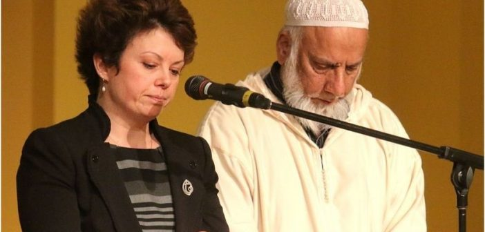 Muslims, Christians in Calgary mark anniversary of Quebec mosque shooting