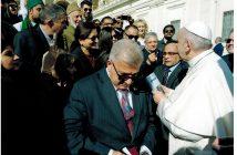 Imam Soharwardy meets Pope Francis 1