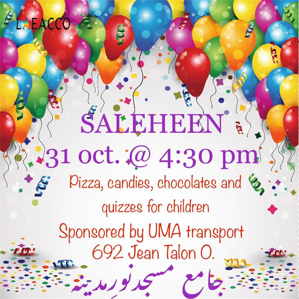Saleheen-2019-Jamia-Masjid-Noor-e-Madinah-Montreal
