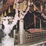 Mazar Mubarak Hadhrat Khwaja, Gharib Nawaz, Moinuddin Chishty (May Allah's blessings upon him) in Ajmer, India