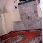 This used to be the house of Imam Ali Ibn Abi Talib (May Allah's peace upon him) near Karbala, Iraq. According to some scholars this is the place where Hazrat Imam Ali (May Allah be pleased with him)  was given GHUSL (Shower before coffin and the burial)