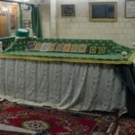 Mazar Mubarak Hazrat Obai ibn Ka'ab (May Allah be pleased with him), the famous companion of Prophet Muhammad (peace be upon him) in Damascus, Syria.