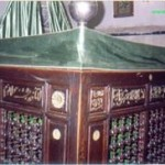 Qabr-e-Anwar Hazrat Shaikh Al Shuyukh Shaikh Shahabuddin Omar Soharwardy (May Allah be pleased with him) in Baghdad. He is founder of Soharwardy (Sohrawrdy OR Suhrawardy) order. One of the most important credits that go to Hazrat Shaikh Shahabuddin is that he converted the Tatar ruler of Baghdad to Islam. He was the best diplomat and Shaikhul Islam. Hazrat Abdul Qadir Jilani (May Allah be pleased with him) said about him that O' Omar you are the last MASHAHEER of Iraq.