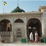 Mazar of Hazrat Data Ganj Bakhsh Ali Al Hajwairi in Lahore, Pakistan