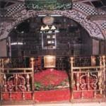 Mazar Mubarak A'la Hazrat Imam Ahmed Raza Brelvi in Breli, India.
