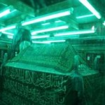 Mazar Hazrat Imam Al Shafi'i (May Allah be pleased with him) in Cairo.