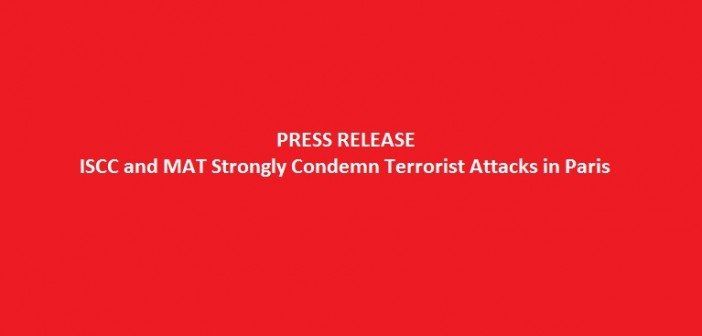 Press-release-ISCC-and-MAT-Strongly-Condemn-Terrorist-Attacks-in-Paris