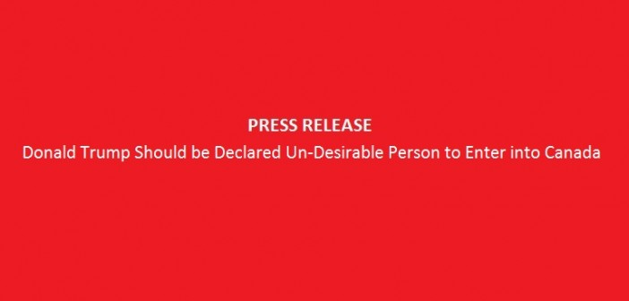 Press-release-re-Donald-Trump