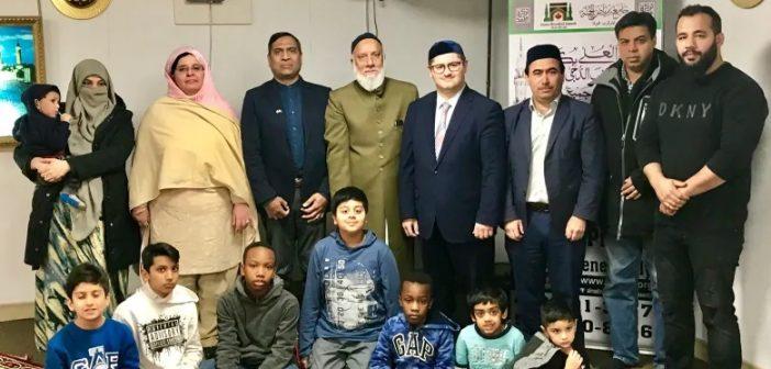 Airdrie's Muslim Community Celebrates New Mosque Site – CBC