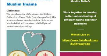 2nd Annual Christian Muslim Dialogue - 22 Dec 2020