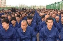Uighur-Muslims-in-Concentration-Camp
