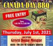 Canada-Day-BBQ-2021-Green-Dome-Mosque