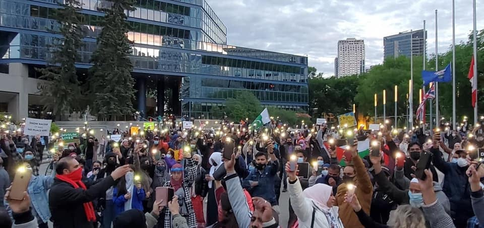 Vigil-for-our-London-Family-Calgary-1