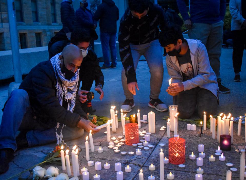 Vigil-for-our-London-Family-Calgary-13