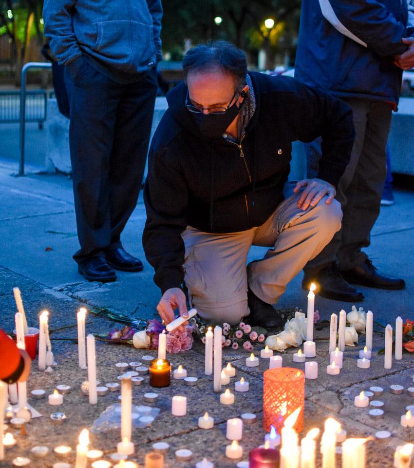 Vigil-for-our-London-Family-Calgary-16