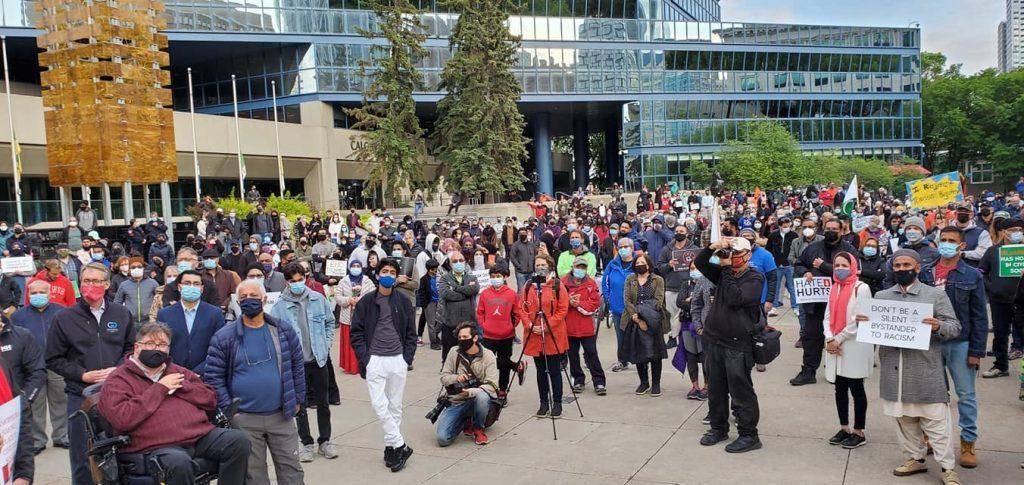 Vigil-for-our-London-Family-Calgary-17