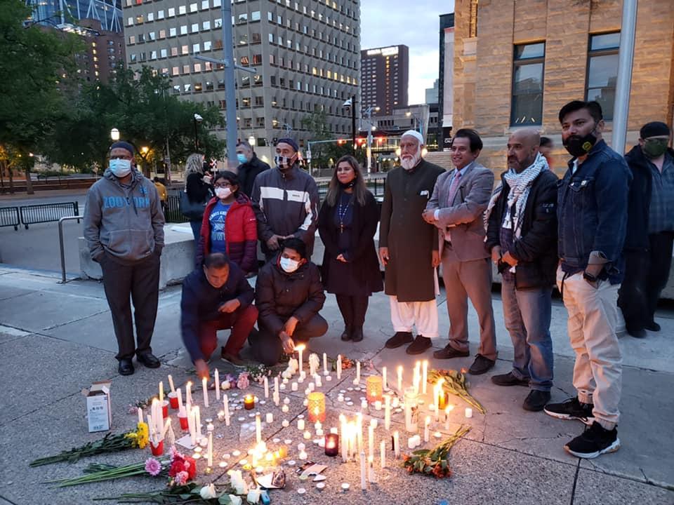 Vigil-for-our-London-Family-Calgary-23