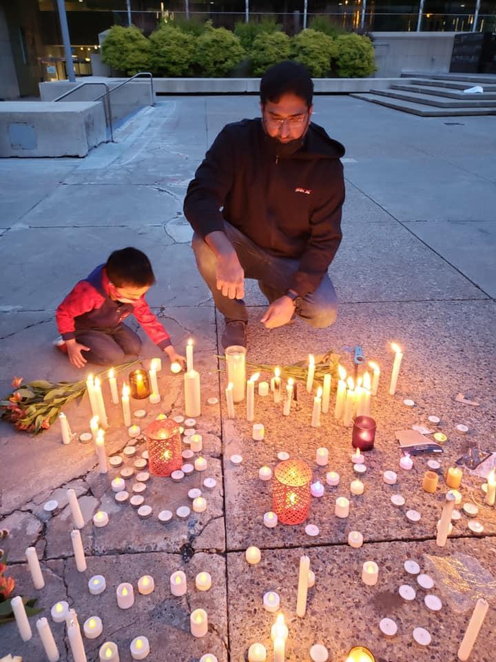 Vigil-for-our-London-Family-Calgary-25